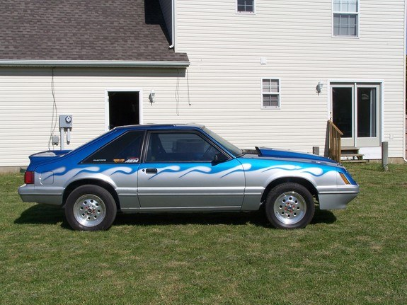 Another JeffSherrod 1986 Ford Mustang post... - 9958959