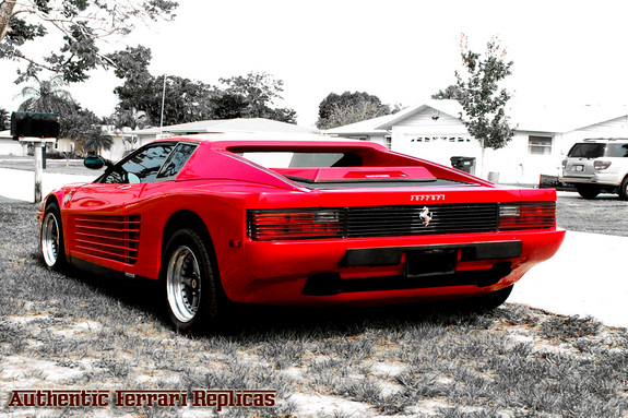 Lambo007 1999 Ferrari Testarossa Specs Photos Modification