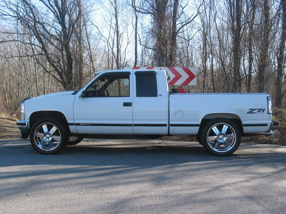 TUKN20SS 1997 Chevrolet C/K Pick-Up