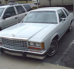 harrisjc 1987 Ford LTD Crown Victoria