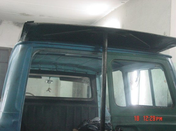 Another vidmaandtas 1983 Ford Transit Connect Passenger post... - 9962361
