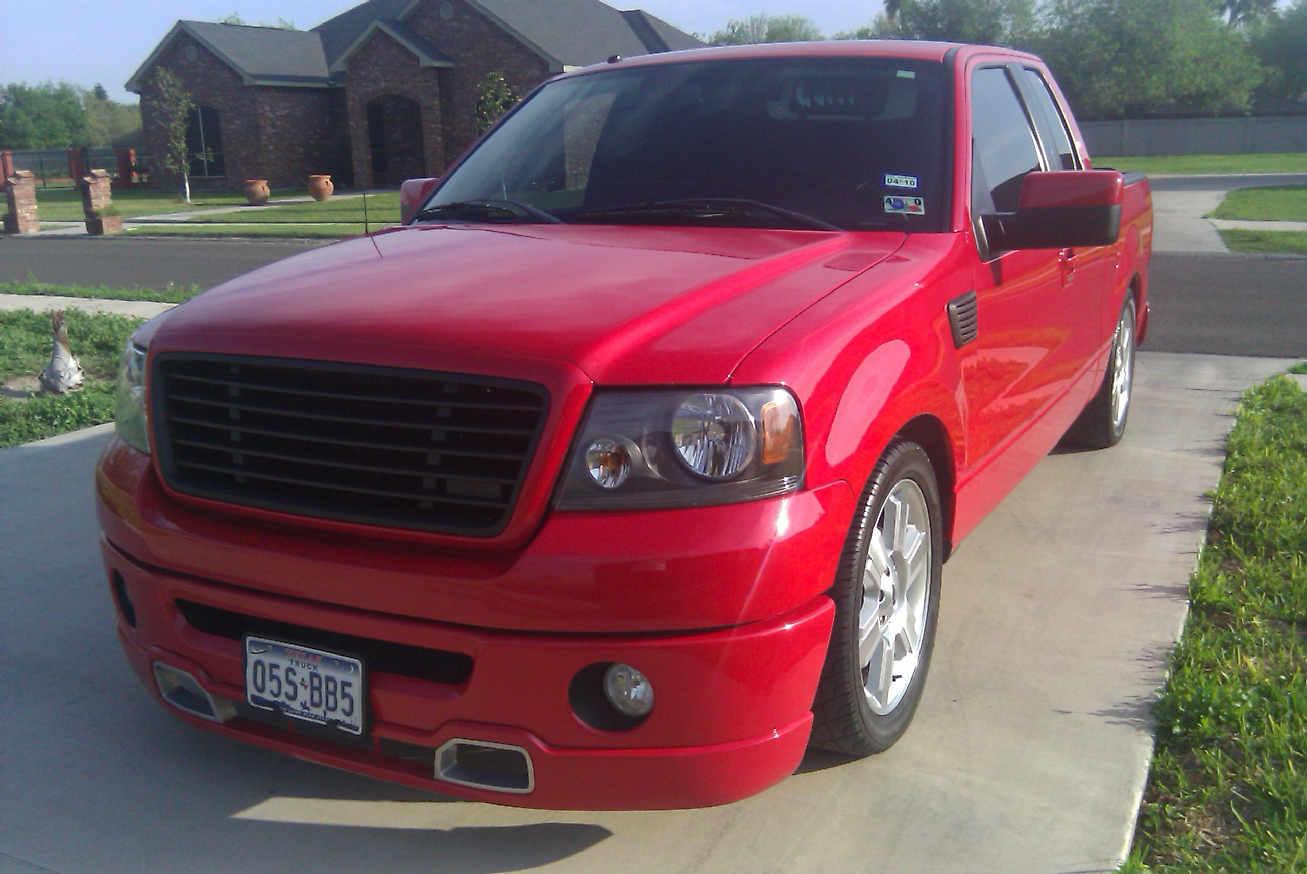 jorge87's 2007 Ford F150 Regular Cab