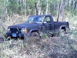 ITRTEG96s 1987 Jeep Comanche Regular Cab