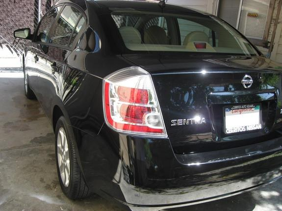 Another prince_rome 2007 Nissan Sentra post... - 9963494
