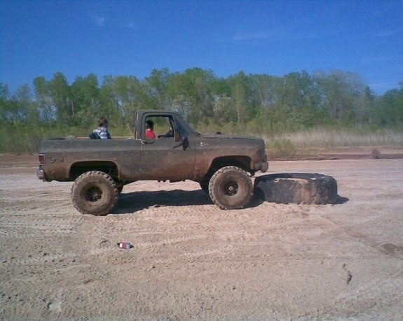 Another MrArmyAnt 1977 Chevrolet Blazer post... - 9963598