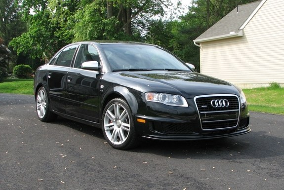 Hooflungdung 2007 Audi S4 Specs Photos Modification Info
