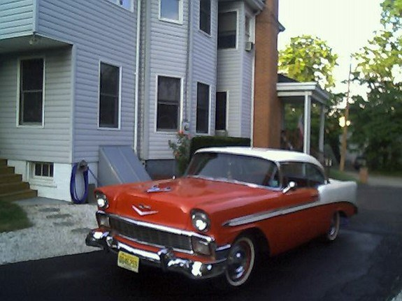 Another vbeck56 1956 Chevrolet Bel Air post... - 9992173
