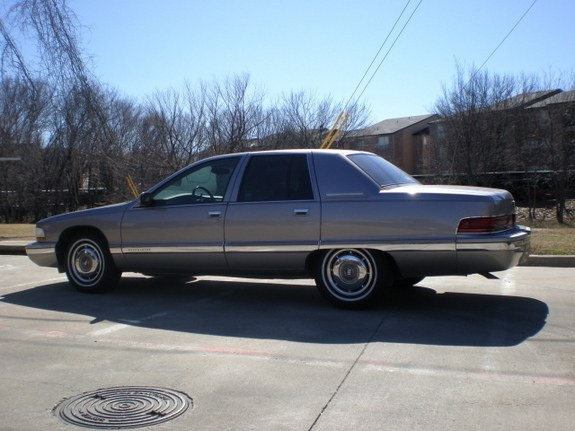 Another 214Texas 1995 Buick Roadmaster post... - 9969837