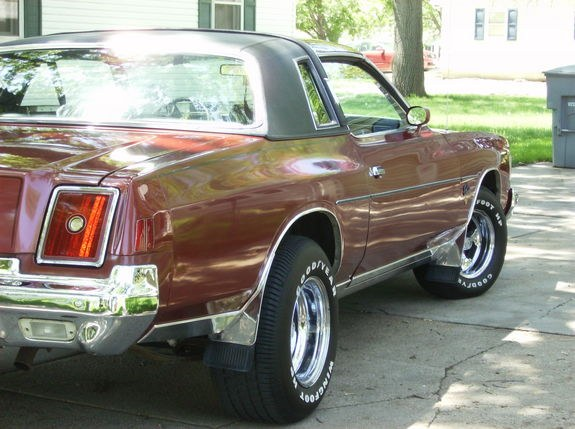 Large on 1978 chrysler cordoba