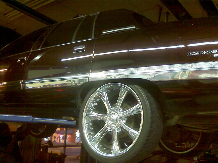 Another car0linab0y 1994 Buick Roadmaster post... - 9969137