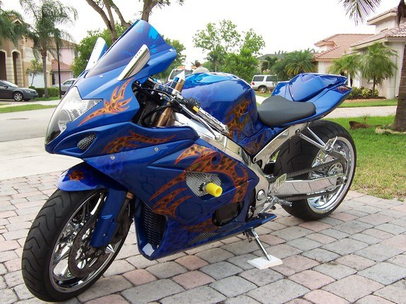 Another FloridaGirl 2005 Suzuki X-90 post... - 9969048