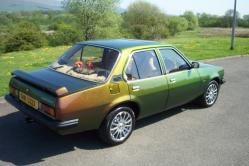 moonster 1981 Opel Ascona