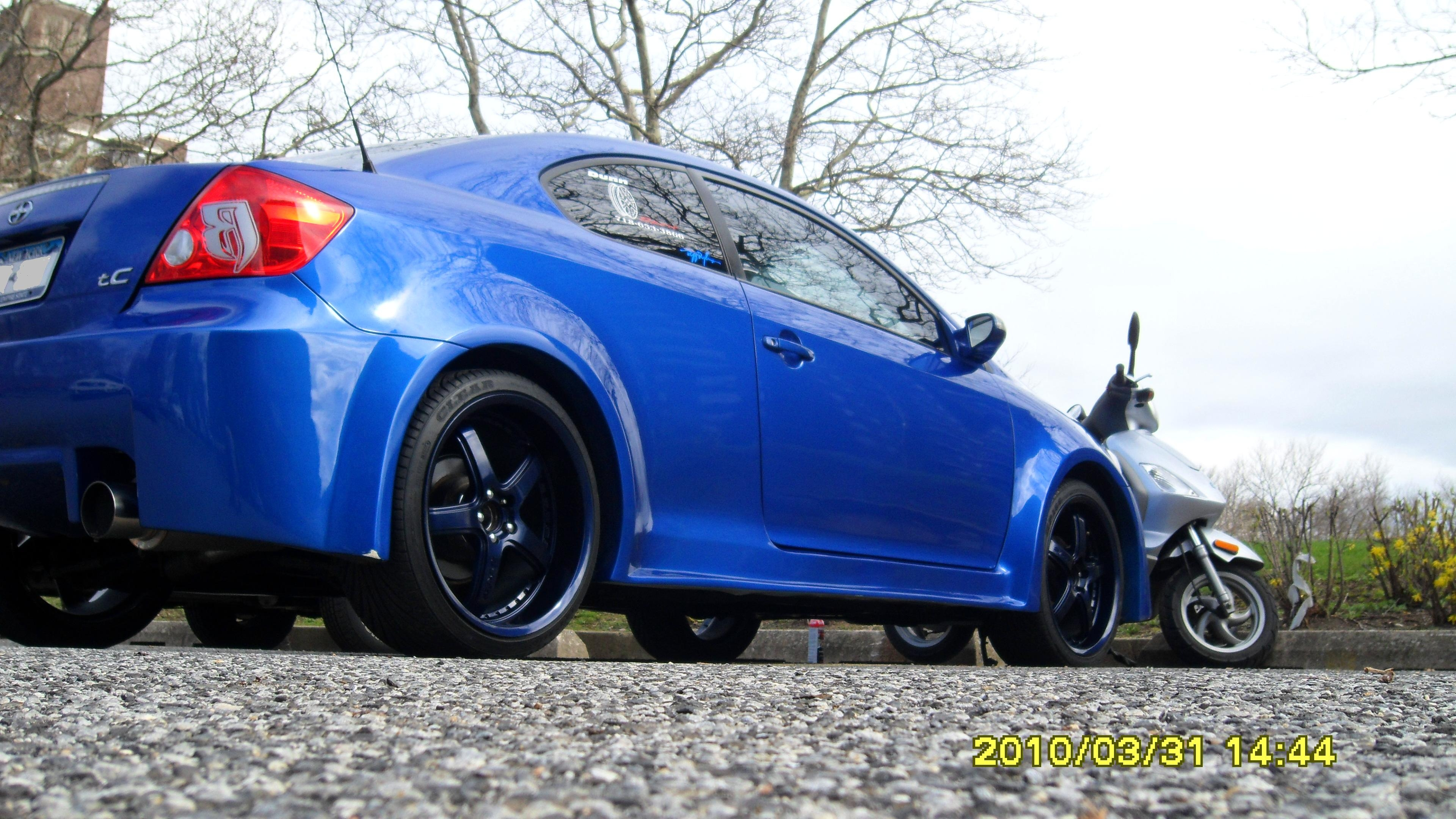 BX_tC_BEEZO 2007 Scion tC 9973021