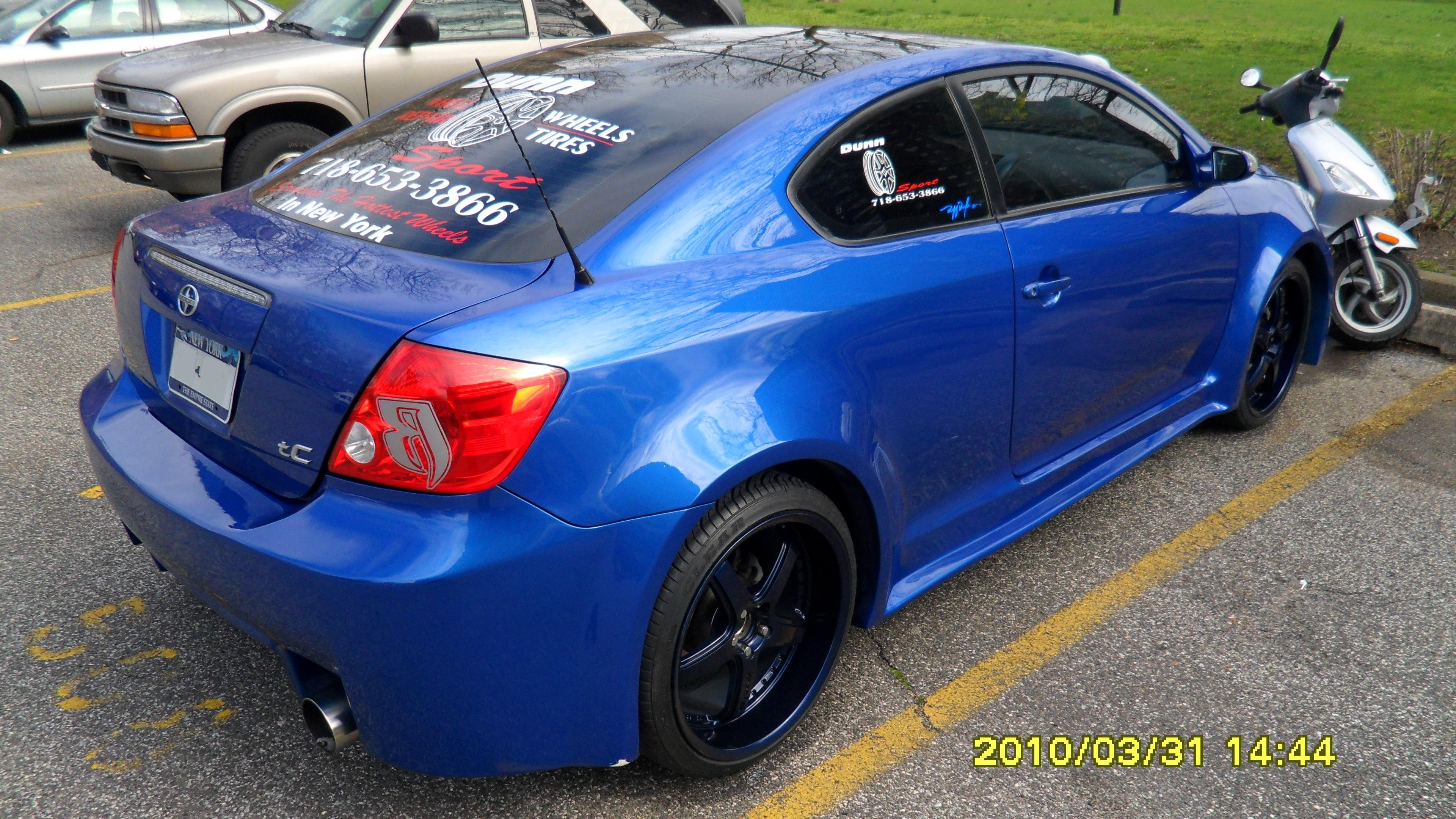 BX_tC_BEEZO 2007 Scion tC 9973022