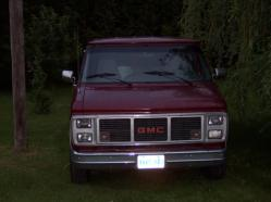 1985 GMC Rally Wagon 1500