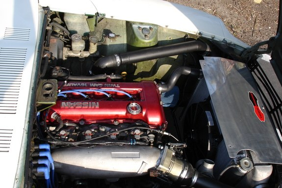 Another 1bad180sx 1973 Datsun 240Z post... - 9974651