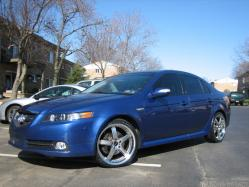 js07tl-ss 2007 Acura TL