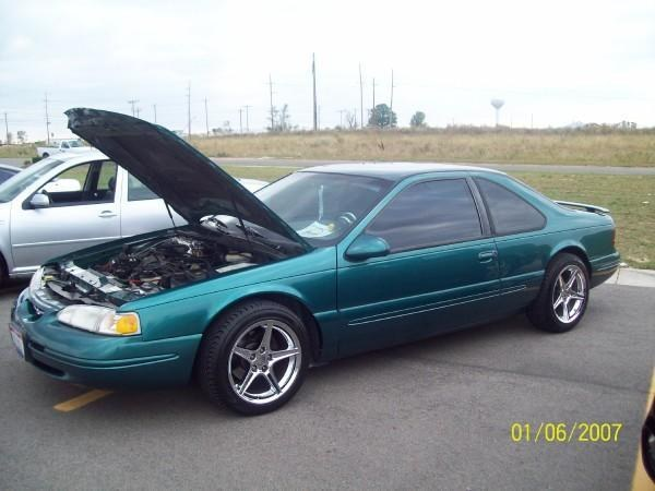 mod dohc97bird 1997 ford thunderbird specs photos. Cars Review. Best American Auto & Cars Review