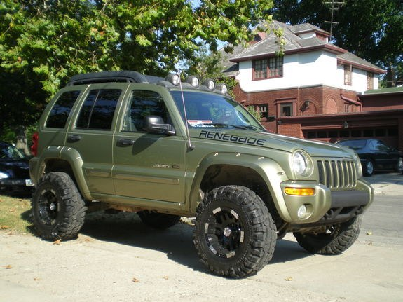 Swmpthg 2003 Jeep Liberty S Photo Gallery At Cardomain