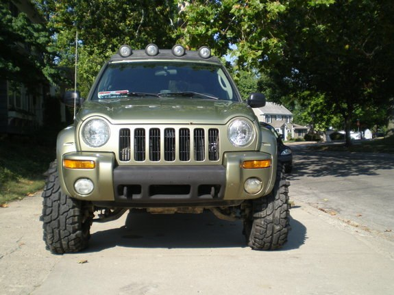 Jeep Liberty Custom Parts