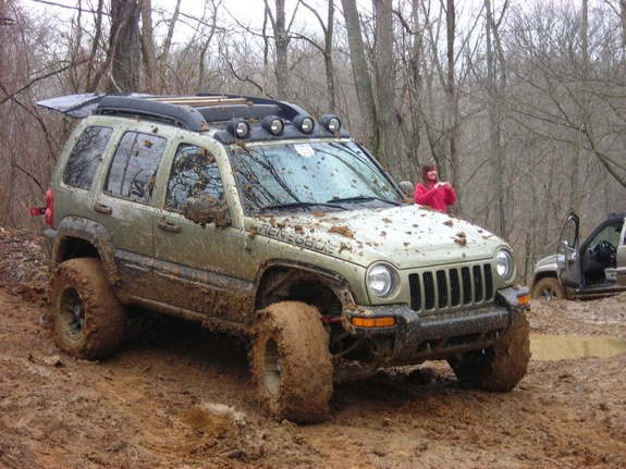 Another swmpthg 2003 Jeep Liberty post... - 9976925