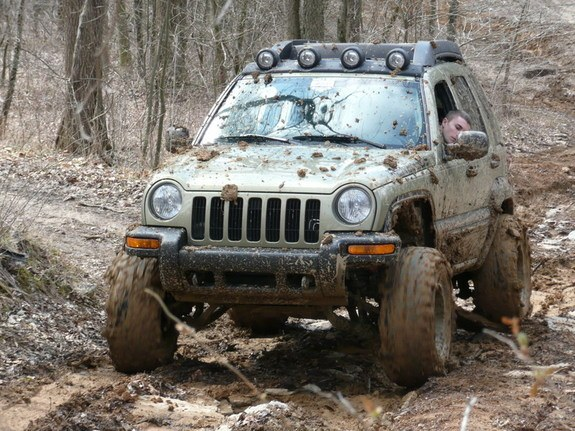 Another swmpthg 2003 Jeep Liberty post... - 9976926