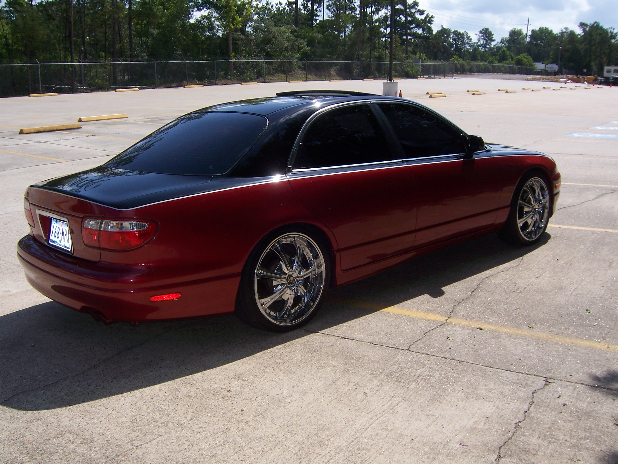 screenedup 2000 mazda millenia specs, photos, modification info at