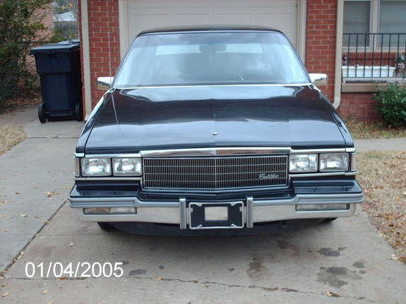 Another cellus123 1986 Cadillac DeVille post... - 9177670