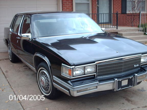 Another cellus123 1986 Cadillac DeVille post... - 9177671