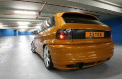 dcrnic 1997 Opel Astra