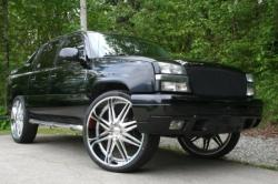 thechromedepot 2004 Chevrolet Avalanche