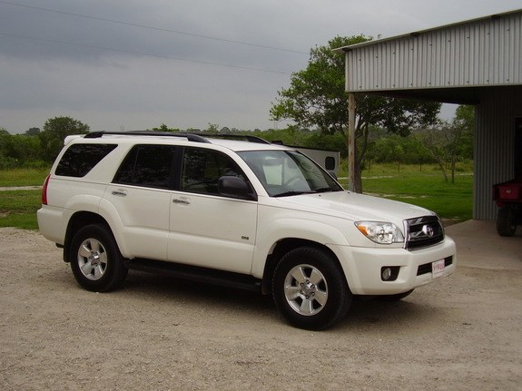 txst8tj 2007 toyota 4runner specs photos modification. Black Bedroom Furniture Sets. Home Design Ideas