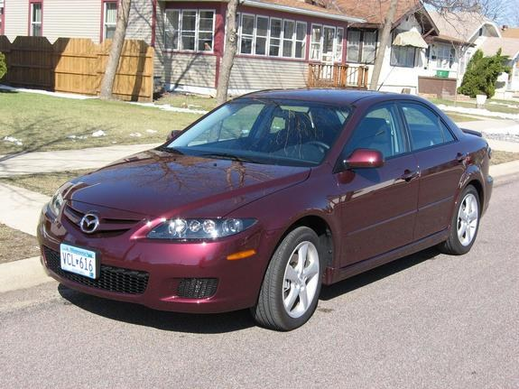 pinoy hunter2146 2007 mazda mazda6 specs photos modification info at cardomain. Black Bedroom Furniture Sets. Home Design Ideas