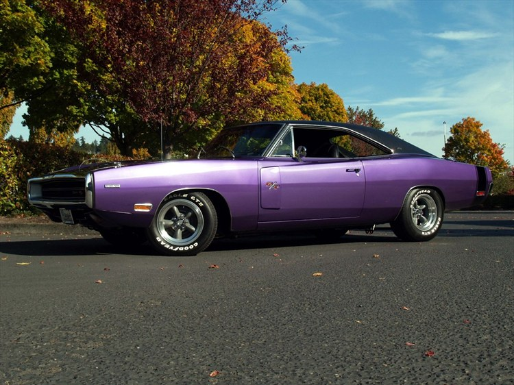 Rtmike's 1970 Dodge Charger