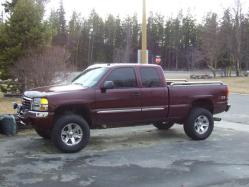GMCJACKEDs 2003 GMC C/K Pick-Up