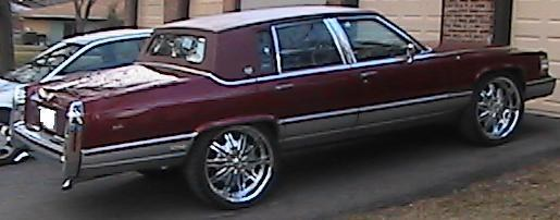 Another GORILLA-RENZ 1992 Cadillac Fleetwood post...2960165 by ...