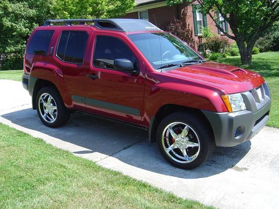Another 408mustang 2006 Nissan Xterra Post3293127 By 408mustang
