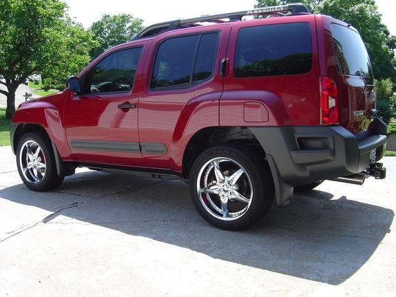 Another 408mustang 2006 Nissan Xterra Post Photo 9999807