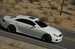 west_coast1s 2006 Mercedes-Benz CLS-Class