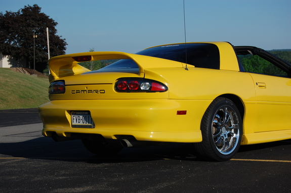 SuperFlyCamaro's 1998 Chevrolet Camaro