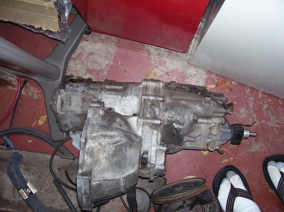 Can Anyone Identify This Transmission? <<SOLVED!!!>> 26457370037_large