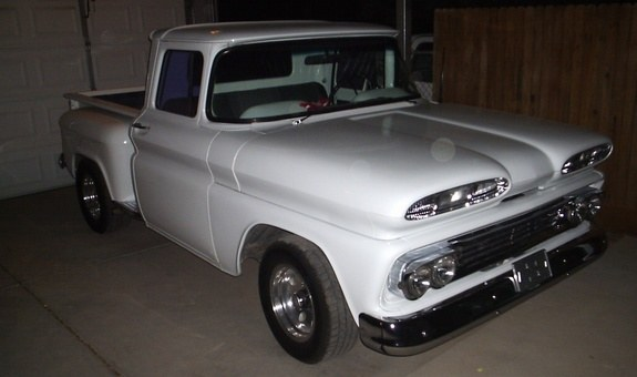 92graphitecivic 1961 Chevrolet C K Pick Up Specs Photos Modification Info At Cardomain