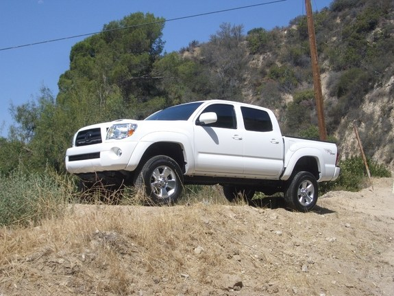Another 7ac0ma 2007 Toyota Tacoma Xtra Cab post... - 10184118