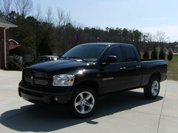 colby400 2007 dodge ram 1500 regular cab specs photos. Black Bedroom Furniture Sets. Home Design Ideas
