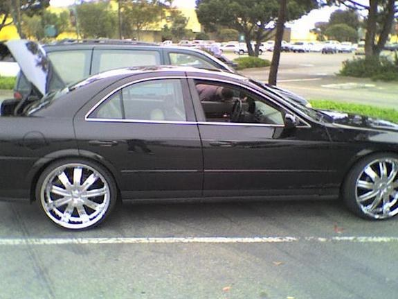 star24lopez 2000 Lincoln LS Specs Photos Modification Info at