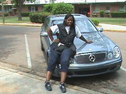 ladybarbers 2006 Mercedes-Benz E-Class