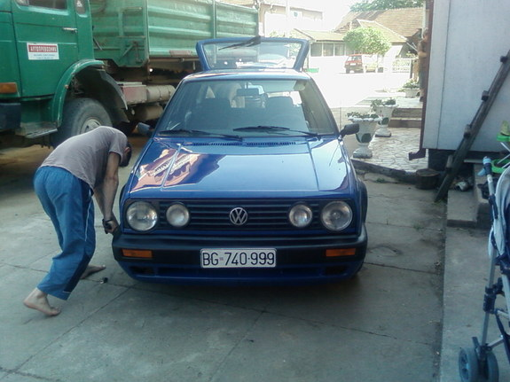 Jocca 1987 Volkswagen Golf Specs Photos Modification Info at