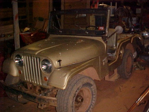 jeepjeepjeepster 1969 Jeep CJ5 9985035