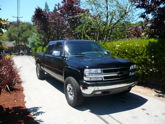 blackchevy 01 2001 chevrolet silverado 1500 regular cab specs photos modification info at. Black Bedroom Furniture Sets. Home Design Ideas