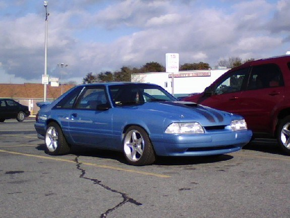 Chris55mauro66 S 1990 Ford Mustang In Yarmouthport Ma
